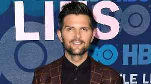 Adam Scott Calls Out Mitch McConnell's Team For Using His Image on Social Media | THR News [Video]