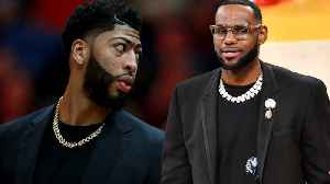 LeBron James GIVING Anthony Davis #23 As Lakers SUCCESFULLY Clear Room To Sign Max Star [Video]