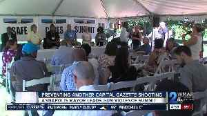Preventing another Capital Gazette shooting [Video]