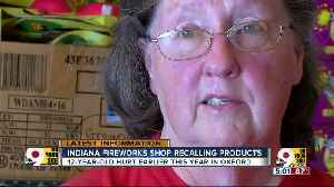 Fireworks store issues recall after Oxford child lost a hand [Video]