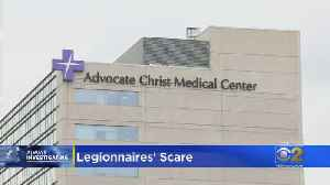 4 Cases Of Legionnaires Disease From Advocate Christ Medical Center [Video]
