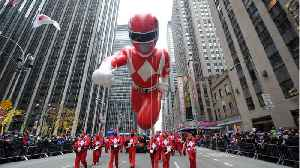 Mighty Morphin Power Rangers Makes Huge Transformation [Video]