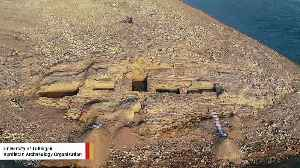 Receding Waters Reveal 3,400-Year-Old Palace In Iraq [Video]