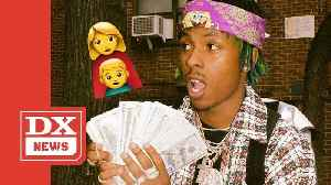 Rich The Kid Ordered To Pay $11K-A-Month Child Support As Divorce Nears Its End [Video]