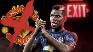 Has Paul Pogba Confirmed His Manchester United Exit?!   W&L [Video]