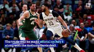Anthony Davis Helps Lakers Open Max Slot in Free Agency [Video]