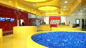 Watch: Lego's parent company buys Merlin Entertainments for €6.6 billion [Video]