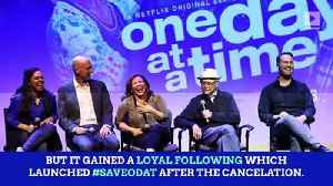 News video: 'One Day at a Time' Saved by Pop TV