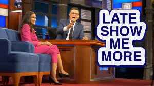 LATE SHOW ME MORE: It's Live! [Video]