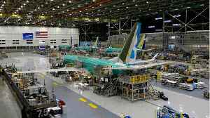 Boeing says 737 MAX software fix for new flaw won't be ready until September [Video]