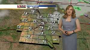 Audra's Morning Forecast [Video]