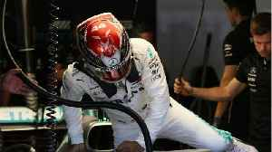 Lewis Hamilton fastest in practice [Video]