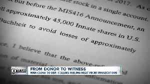 I-TEAM: Buffalo businessmen linked to Rep. Chris Collins probe (11 p.m.) [Video]