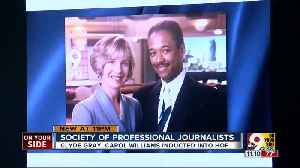 Carol Williams, Clyde Gray inducted into Greater Cincinnati Journalism Hall of Fame [Video]