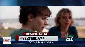 News video: 'Yesterday' sings a sweet, harmonic love song to Beatles music