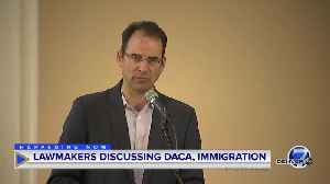 AG Weiser, Sen. Gardner discuss Dreamers, DACA at Colorado Compact on Immigration forum [Video]