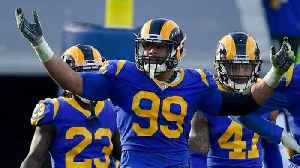 Is Los Angeles Rams defensive tackle Aaron Donald the best player in the NFL? [Video]