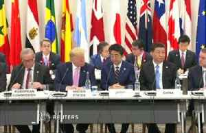 News video: Trump and Xi weigh in on global digital economy