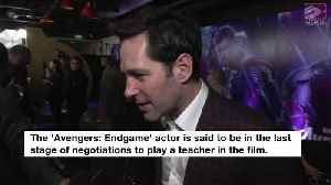 Paul Rudd set for Ghostbusters 2020 role [Video]