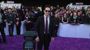 Paul Rudd to star in new 'Ghostbusters' film [Video]
