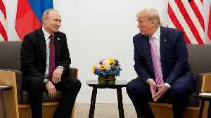 Trump tells Putin 'don't meddle' in US elections [Video]