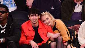 News video: Joe Jonas and Sophie Turner reportedly to wed at historic French Chateau