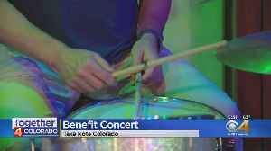 Color Red All Stars Hold Benefit Concert For Take Note Colorado [Video]