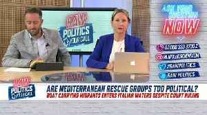 Your Call in full: Privacy of leaders' health and are migrant rescue ships getting too poltiical? [Video]