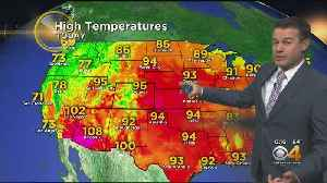June Heat Wave Continues [Video]