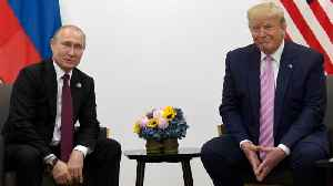 Trump Jokes With Putin About Russia's Meddling In U.S. Elections [Video]