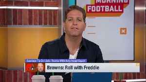 NFL Network's Peter Schrager shares three-part plan for a successful Cleveland Browns' 2019 season [Video]