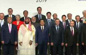 News video: Trump and MBS, together on G20 stage