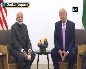 PM Modi, US President Donald Trump discuss Iran and several other issues [Video]