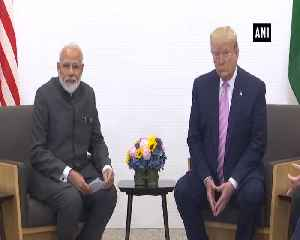PM Modi and Donald Trump hold bilateral meeting in Japans Osaka [Video]