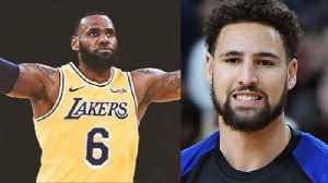 Klay Thompson Will Meet With Lakers If Warriors DO NOT Offer Max & Lebron Confirms He Is Wearing #6 [Video]