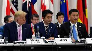 News video: Trump Says No Tariff Reprieve For China, Expects Productive Talks With Xi