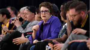 Why Does Billie Jean King Want To Talk To President Trump? [Video]