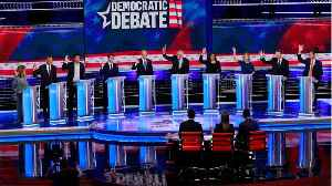 Second Night Of Democratic Debates Breaks TV Record [Video]