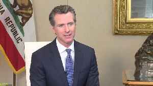 Is Governor Newsom Considering A Presidential Run? [Video]
