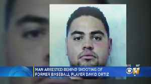 Texas Man Victor Hugo Gomez Arrested By Dominican Police In David Ortiz Shooting [Video]