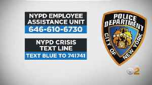 NYPD Offering Additional Services After 4 Officer Suicides [Video]