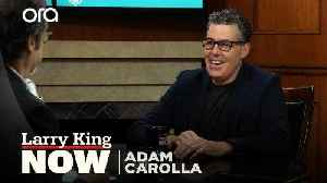 'I wanted air conditioning': Adam Carolla on deciding to start stand up [Video]