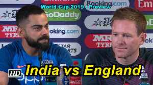 World Cup 2019 | Preview | Focus on India's no.4 as England must win to survive [Video]