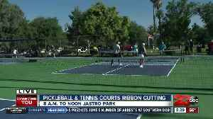 New pickleball and tennis open at Jastro Park in Central Bakersfield [Video]