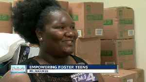 'It does get better': Women aged out of foster care inspire others [Video]