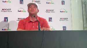 Nate Lashley takes commanding lead at Rocket Mortgage Classic heading into final round [Video]