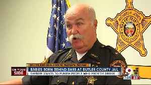 Butler County sheriff seeks increased penalties for drug dealers who sell to pregnant women [Video]