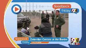 Feedback Friday: Borders — what's up with that? [Video]