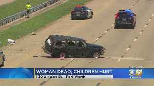 1 Woman Killed, 6 Others Injured In SUV Rollover In Fort Worth [Video]