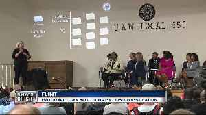 Flint hears from prosecutors who dropped water charges [Video]
